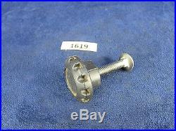 Shopsmith Model 10ER Miter Gauge Aux Fence Bolts & Knob PAIR (1619)