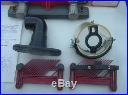 Shopsmith Shaper Drum Sander Fence Kit Featherboard 555133