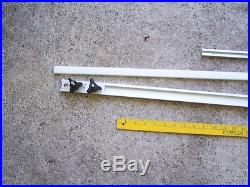 T-track Kit for Woodworking Table Saw Fence or Router Table