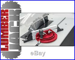 Table Saw 10 Inch with side extensions 250mm and long fence