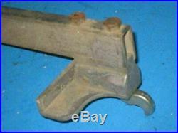 Table Saw Fence delta craftsman cam action 81V3
