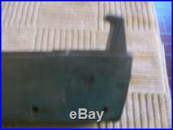 Table Saw Rip Fence 24 Long Overall From Vintage Shopsmith Mark 5 Greenie