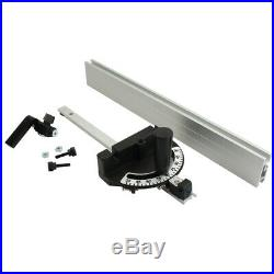 Table Saw Router Miter Gauge Fence System