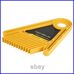 Table Saw Sled Professional Accurate Table Saw Fence Miter Gauge Slot
