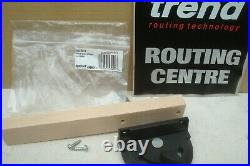 Trend Plastic/ Beech / Steel Mitre Fence For Router Table Band Saws Sander