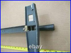 Twist-Lock Rip Fence Ass'y 62773 From Craftsman 10 Table Saw 113.298240 Etc