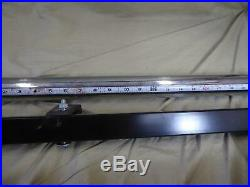 VEGA Utility Table Saw Fence with Manual & All Parts