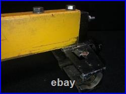 VINTAGE Delta Rockwell Model 10 Table Saw 34-660 Rip Fence