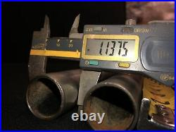 VTG Delta Rockwell Model 10 Table Saw 34-660 Rip Fence Rails & Mounting Hardware
