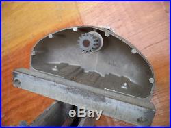 Vintage Craftsman 10 Table Saw Rip Fence T-8836, Aluminum