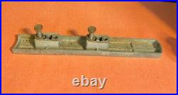 Vintage Craftsman Table Saw Fence Rail 10 x 1-1/2 Extension Model 113