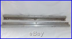 Vintage Craftsman Tablesaw 103 17 Aluminum Fence Rail