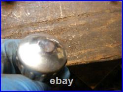 Vintage Delta Milwaukee Jet Lock Unisaw Fence Micro Adjustment Knob. Table Saw