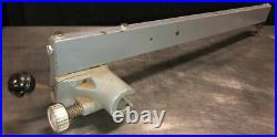 Vintage Delta Rockwell 10 Unisaw 34-450 Rip Fence