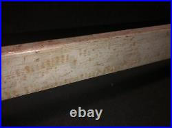 Vintage Delta Rockwell 10 Unisaw Model 34-450 Rip Fence LTA-450