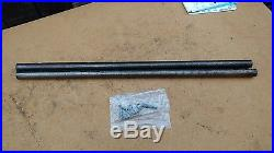 Vintage Delta Rockwell 34-335 Table Saw Rip Fence Rails Rail Set and Hardware