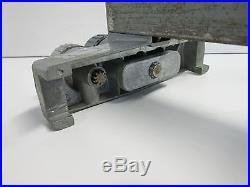 Vintage Rockwell/Delta/Homecraft Table Saw Rip Fence Assembly, 8 & 9 Saws