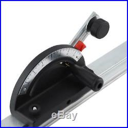 Woodworking Angle Positioning Ruler BandSaw Router Gauge Mitre Guide Fence Cut