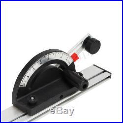 Woodworking Bandsaw Table Saw Router Table Angle Mitre Guide Gauge & Fence