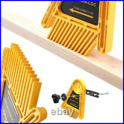Woodworking Featherboards Feather for Table Saws Band Saws Router Fences Tools